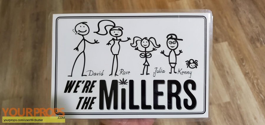 Were the Millers original film-crew items