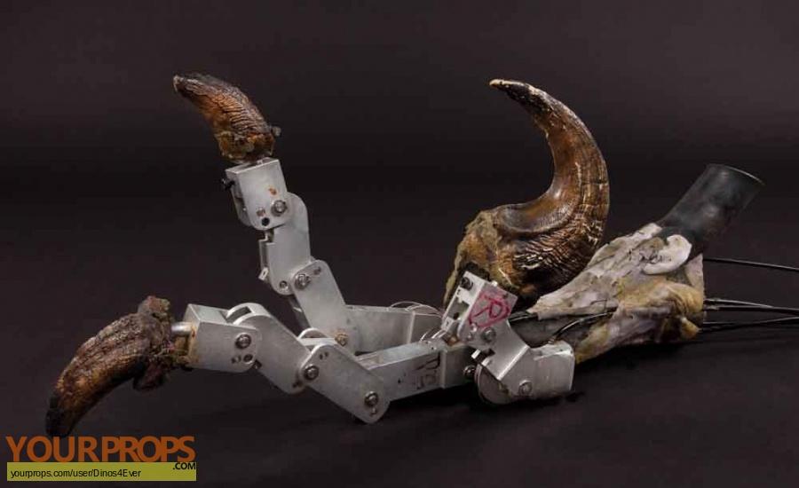Jurassic Park Icons Replicas movie prop