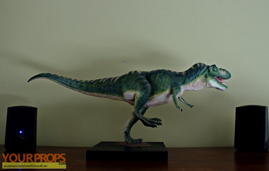 Jurassic Park 2  The Lost World made from scratch production artwork