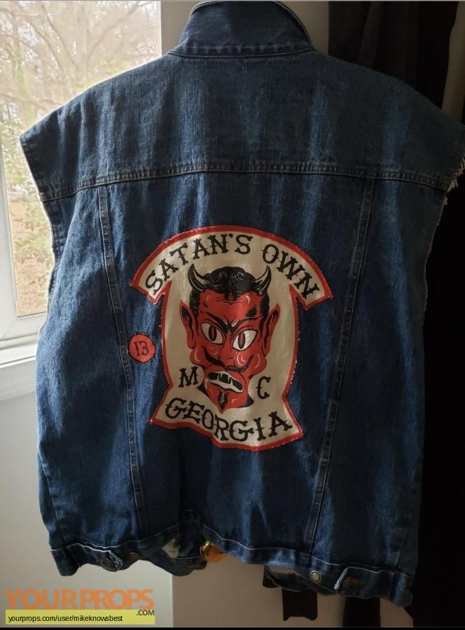 Frankenstein Created Bikers   Dear God No  original movie costume