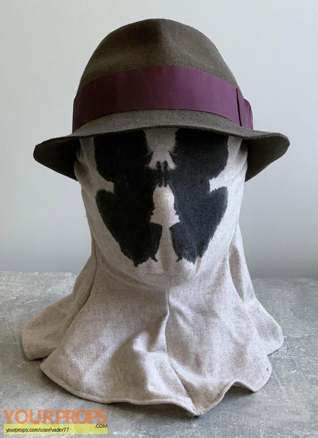 Watchmen replica movie prop