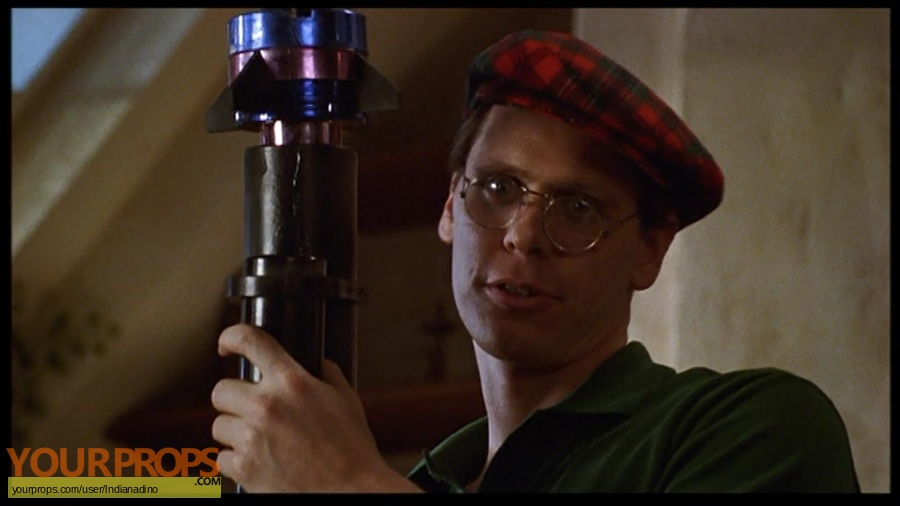 Hudson Hawk original movie prop weapon