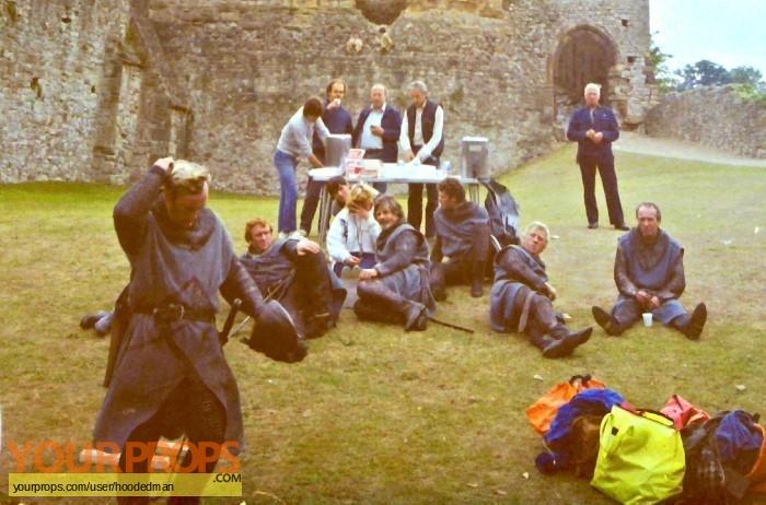 Robin of Sherwood original movie prop weapon