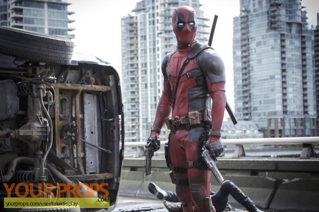Deadpool 2 original movie costume
