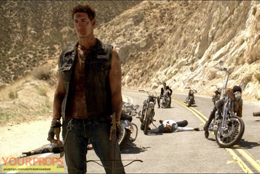 Hell Ride original movie prop