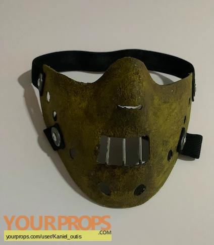 The Silence of the Lambs replica movie prop