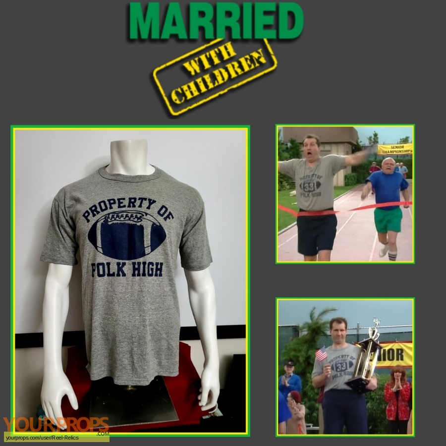 Married With Children original movie costume