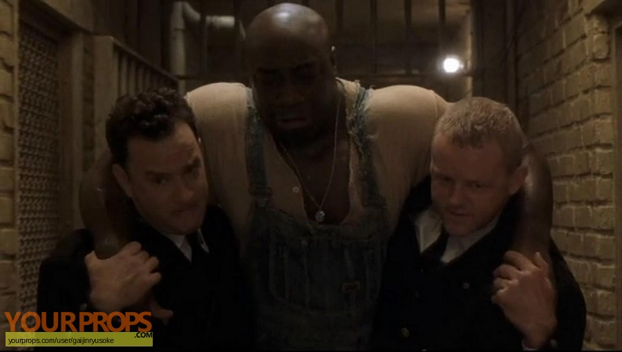 The Green Mile original production material