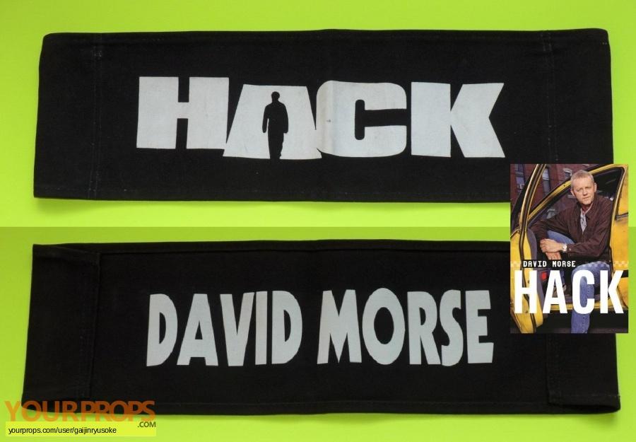Hack  (2002-2004) original production material