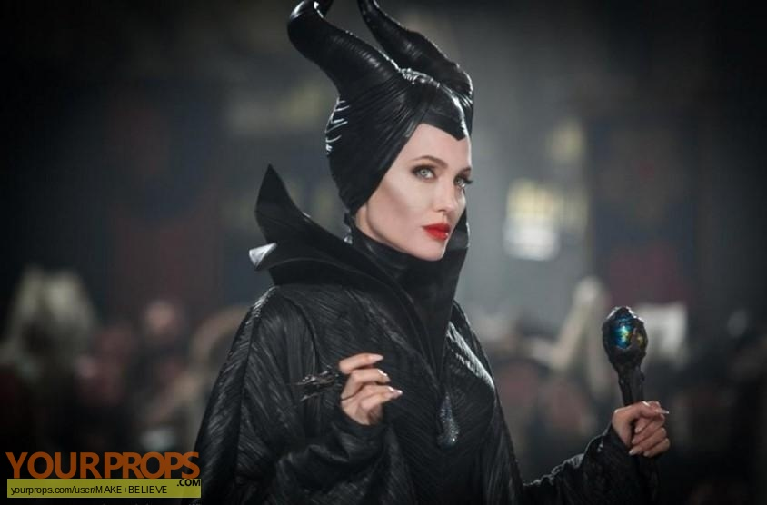 Maleficent made from scratch movie prop