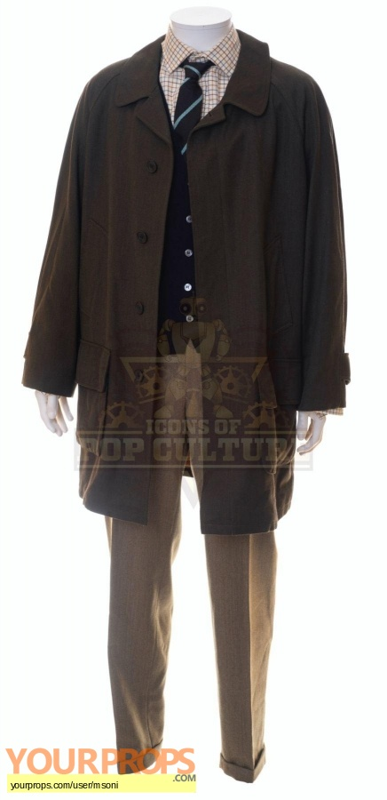 The DaVinci Code original movie costume