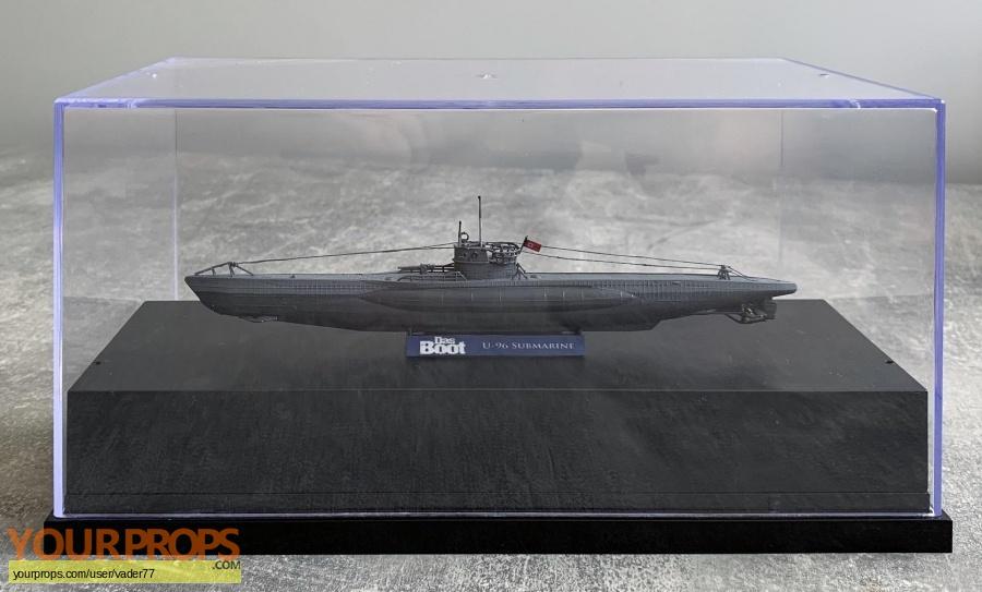Das Boot made from scratch model   miniature