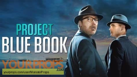 Project Blue Book (TV 2019) replica movie prop