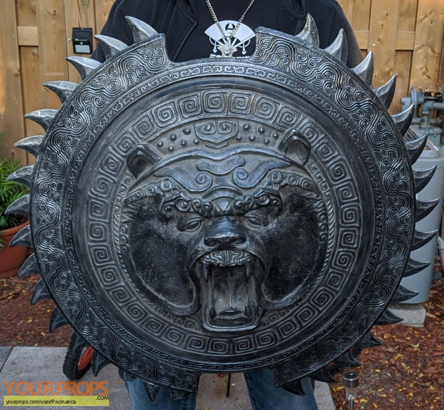 The Great Wall original movie prop