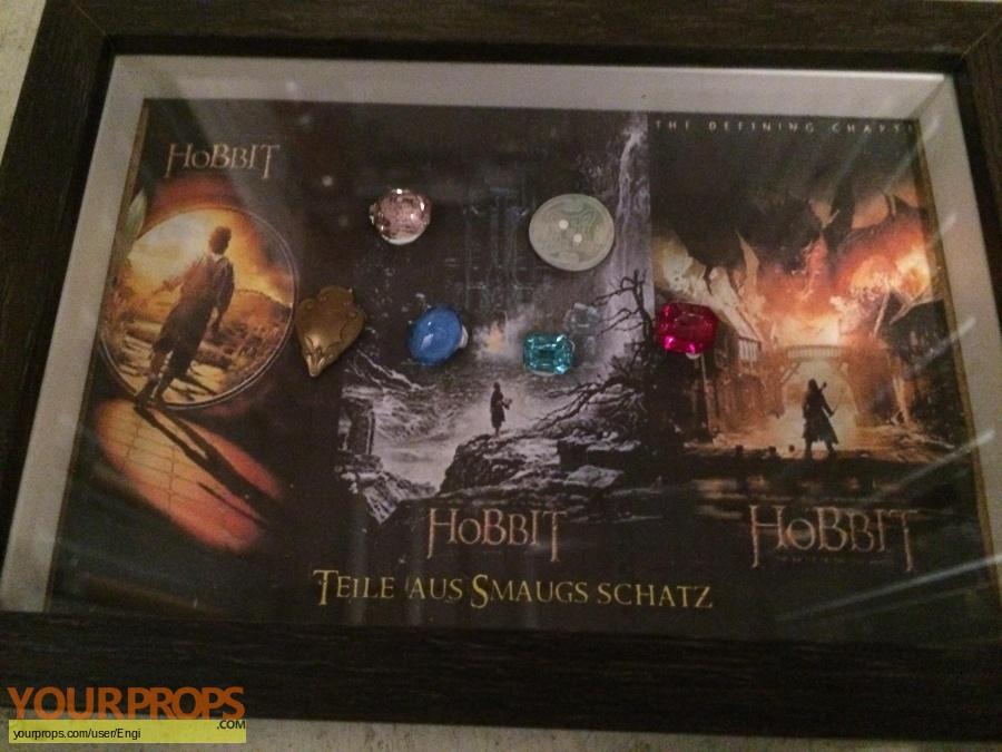 The Hobbit  The Desolation of Smaug original set dressing   pieces