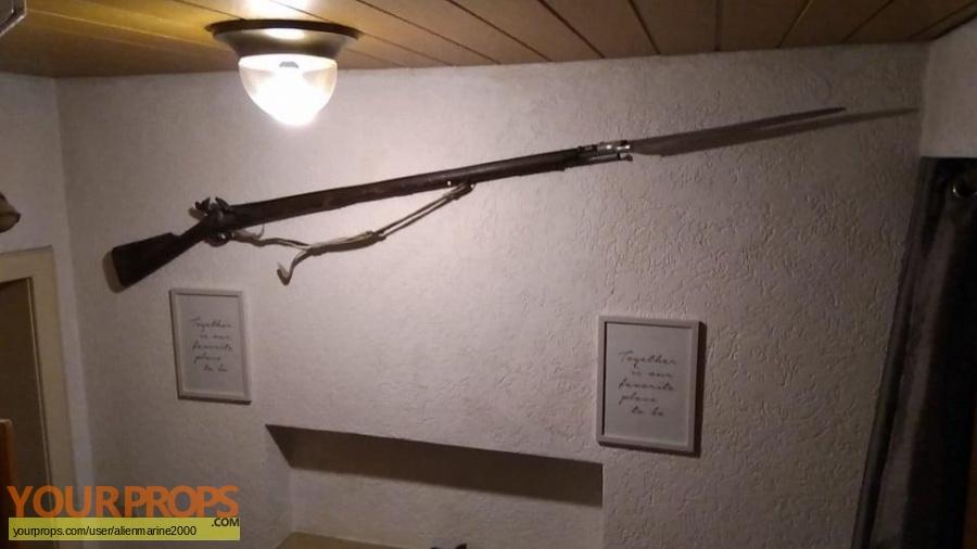 The Mask of Zorro original movie prop weapon