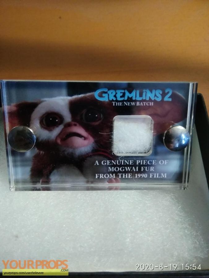 Gremlins swatch   fragment movie prop
