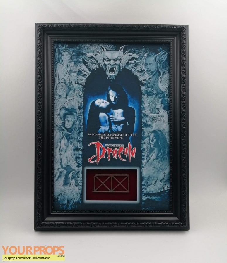 Bram Stokers Dracula original model   miniature