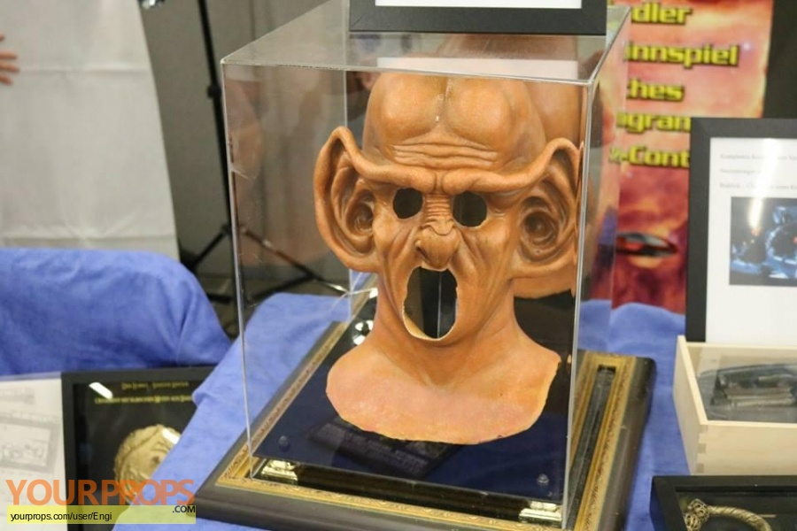 Star Trek  Deep Space Nine original make-up   prosthetics