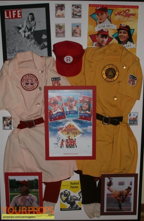A League of Their Own original movie costume