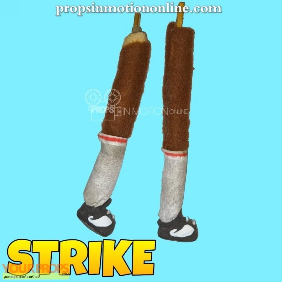 Strike original movie prop