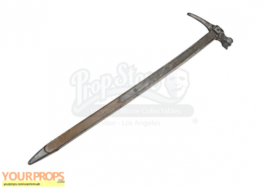 Robin Hood original movie prop weapon
