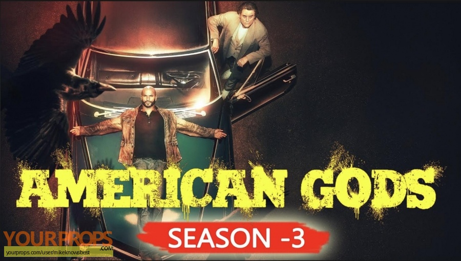 American Gods  (2017-) original movie costume