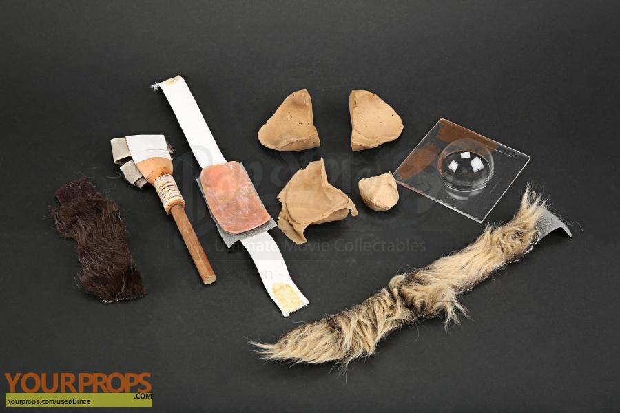 Star Wars  Return Of The Jedi swatch   fragment make-up   prosthetics