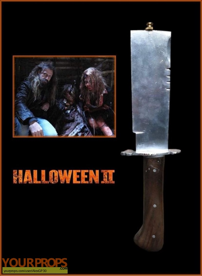 H2  Halloween 2 original movie prop