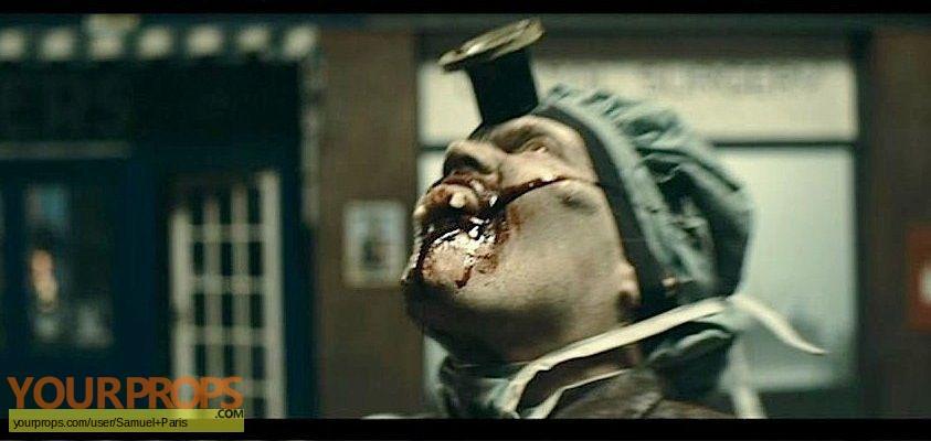 Doghouse original make-up   prosthetics