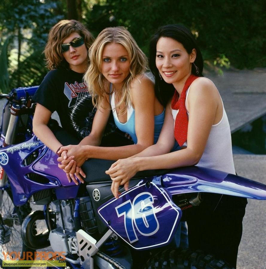 Charlies Angels 2 - Full Throttle original movie costume