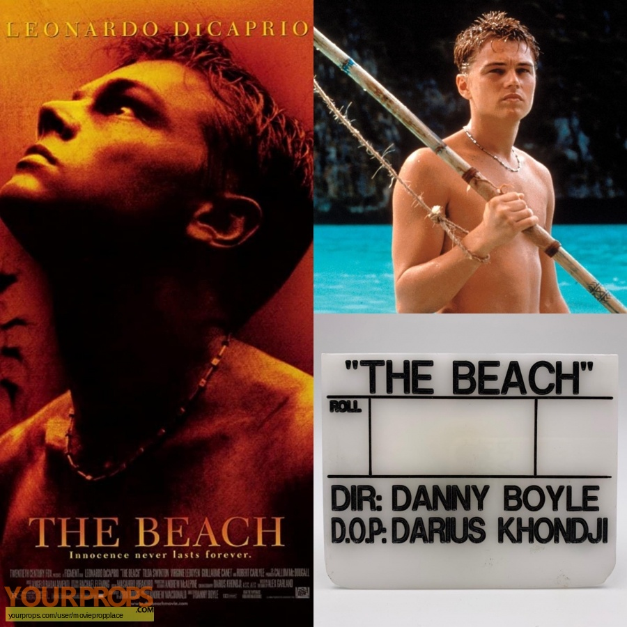 The Beach original production material