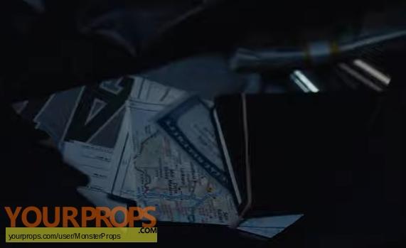 The Invisible Man replica movie prop