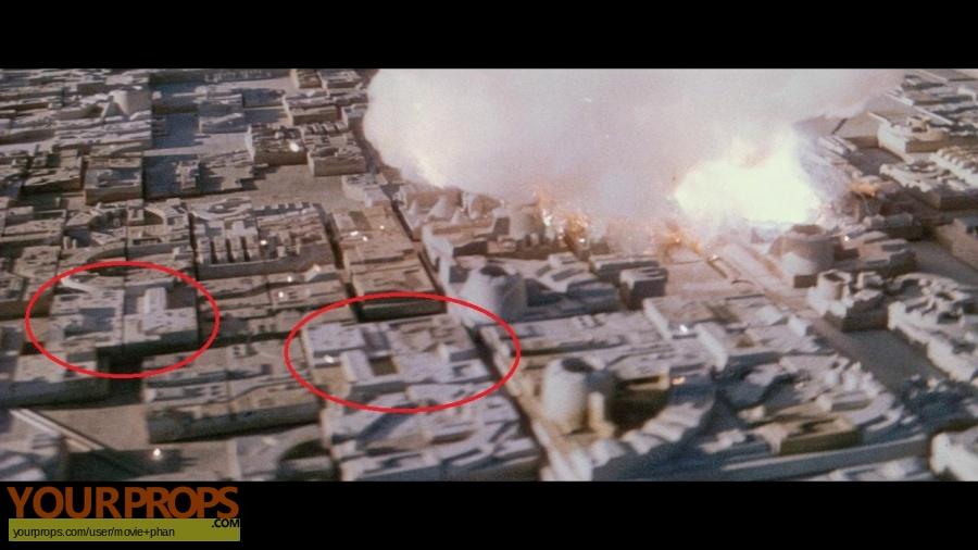 Star Wars A New Hope original model   miniature