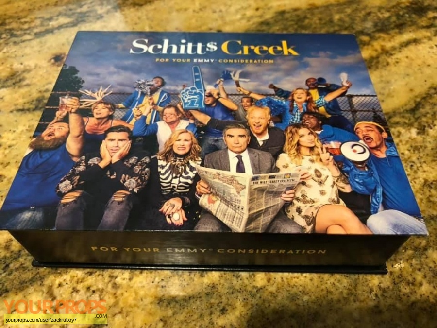 Schitts Creek original production material