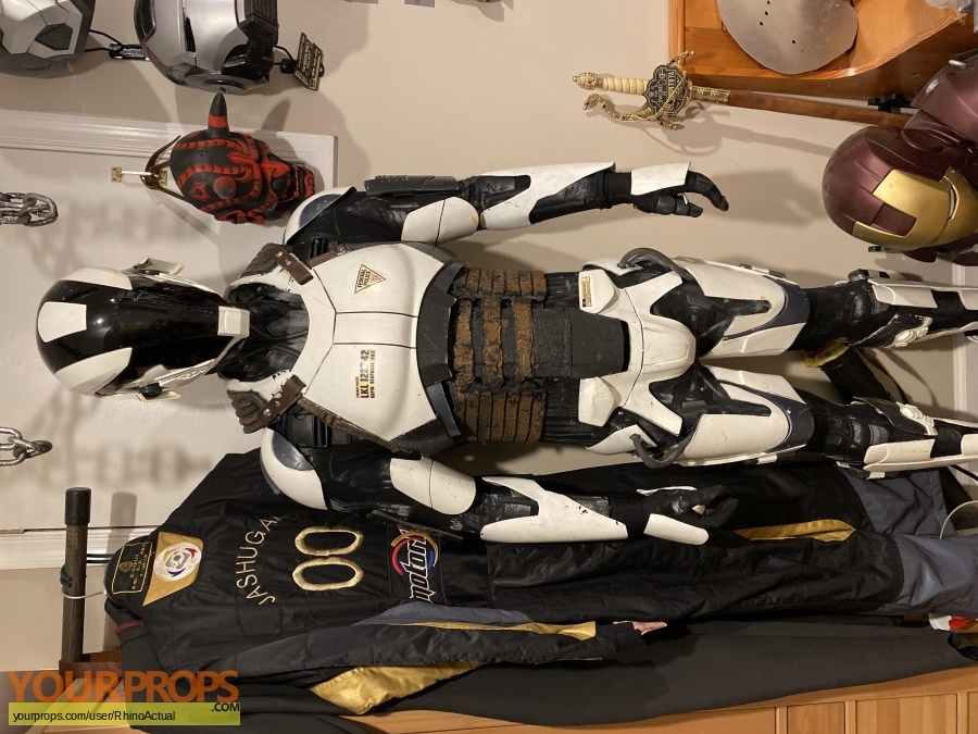 Total Recall original movie costume
