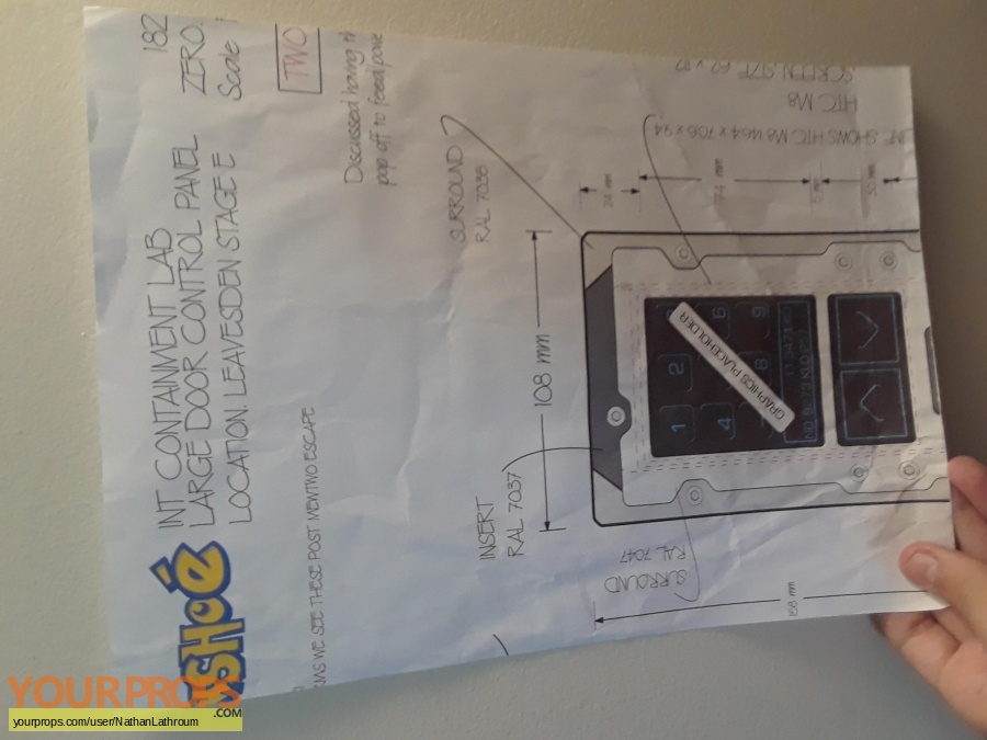 Pokemon Detective Pikachu swatch   fragment production material