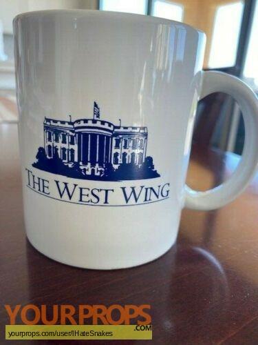 The West Wing original film-crew items