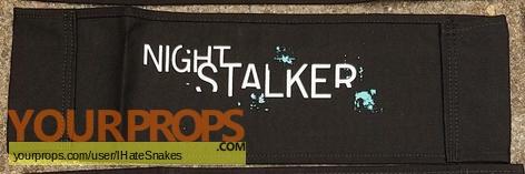 Nightstalker original film-crew items
