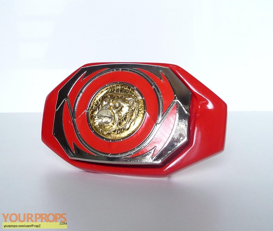 Mighty Morphin Power Rangers  The Movie original movie prop