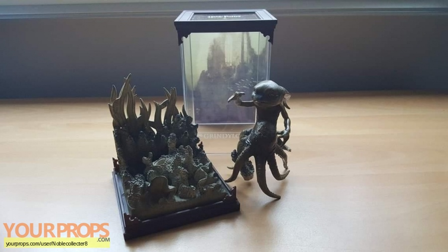 Harry Potter and the Goblet of Fire The Noble Collection model   miniature