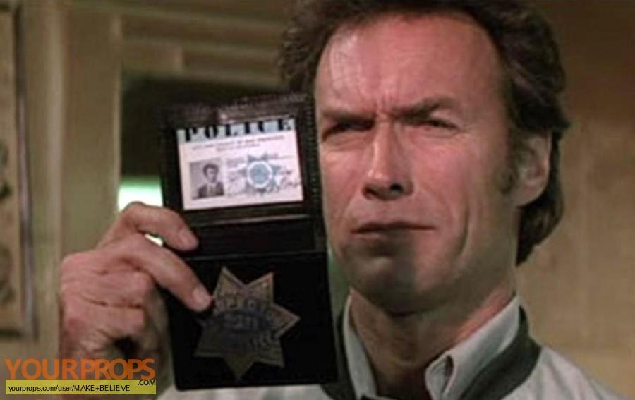 Dirty Harry replica movie prop