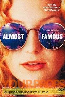 Almost Famous original movie prop