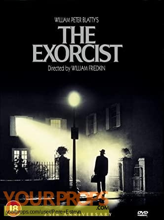 The Exorcist replica production material