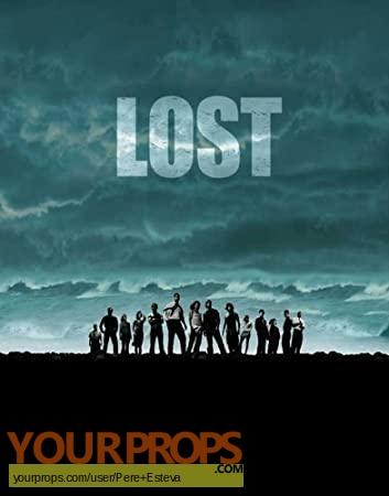 Lost original movie prop