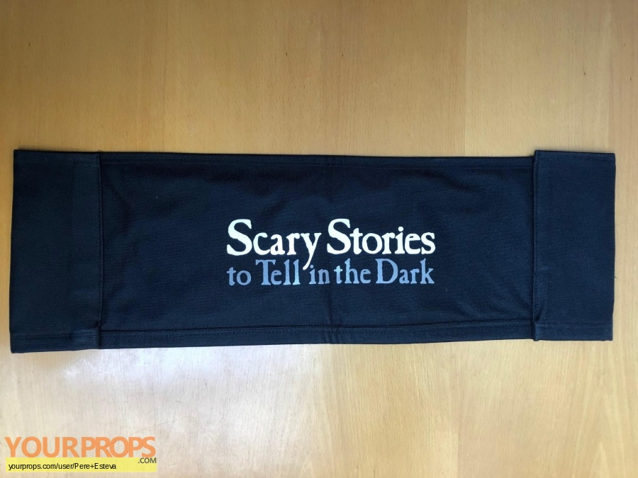 Scary Stories to Tell in the Dark original production material