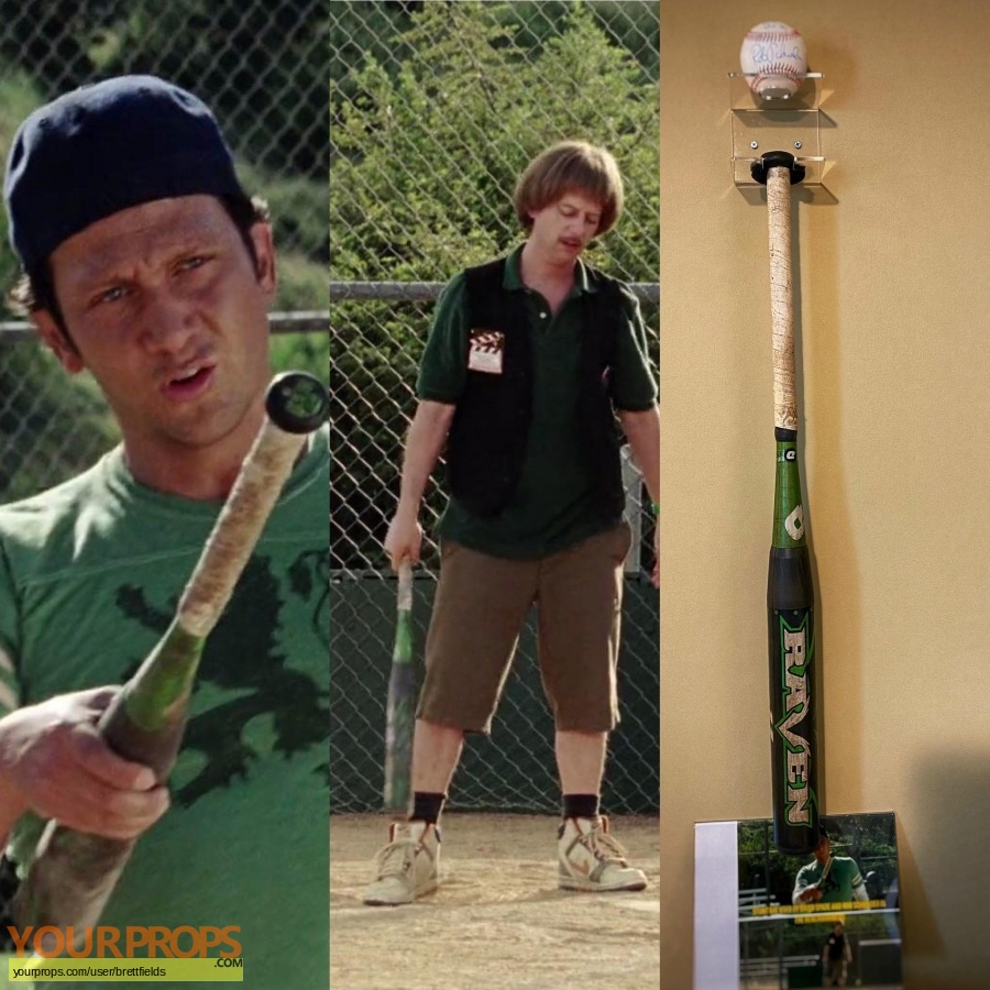 The Benchwarmers original movie prop
