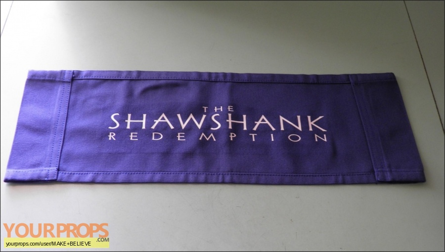 The Shawshank Redemption made from scratch production material