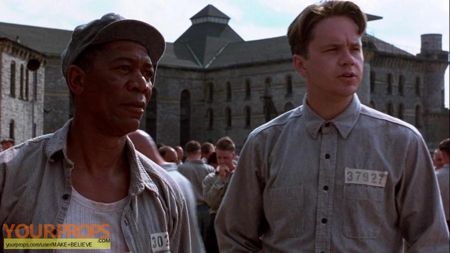The Shawshank Redemption replica movie costume