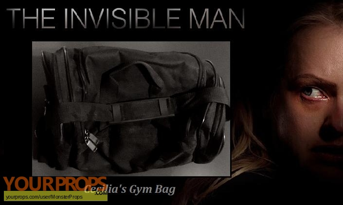 The Invisible Man replica movie prop